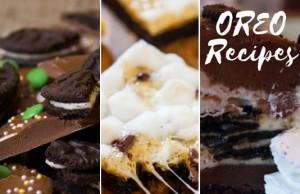 Oreo Recipes
