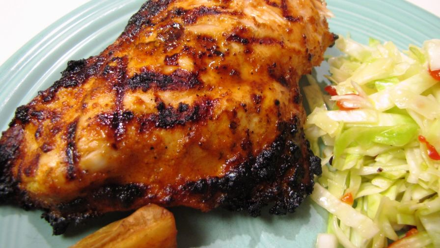 Cajun Spice Chicken